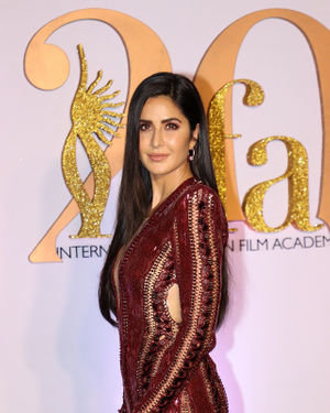 Katrina Kaif - Photos: Celebs At The Green Carpet Of The IIFA Rocks 2019