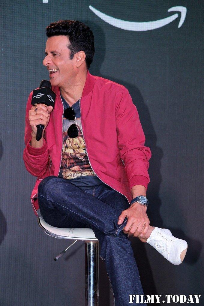 Manoj Bajpai - Photos: Press Conference Of The Family Man Amazon Prime Series   Picture 1682814