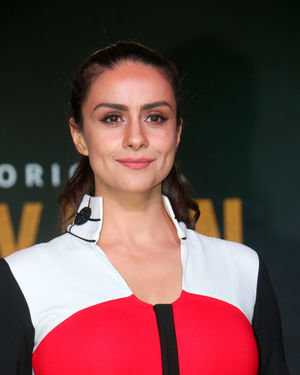 Gul Panag - Photos: Press Conference Of The Family Man Amazon Prime Series