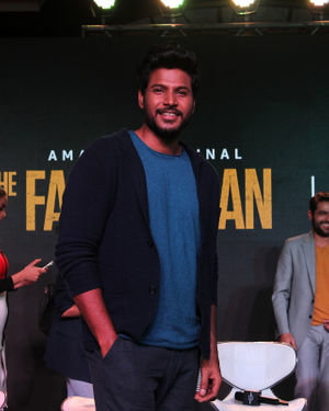 Sundeep Kishan - Photos: Press Conference Of The Family Man Amazon Prime Series