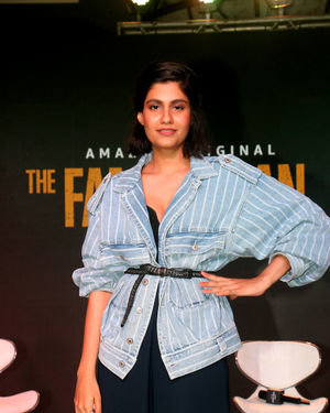 Shreya Dhanwanthary - Photos: Press Conference Of The Family Man Amazon Prime Series