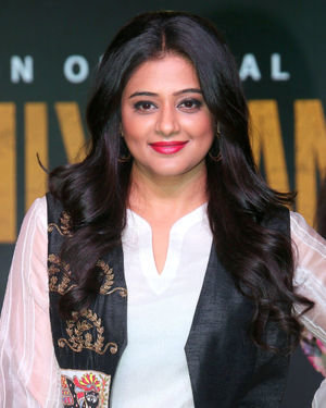 Priyamani - Photos: Press Conference Of The Family Man Amazon Prime Series