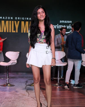 Mahek Thakur - Photos: Press Conference Of The Family Man Amazon Prime Series   Picture 1682848