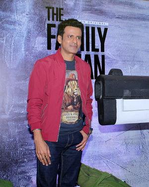 Manoj Bajpai - Photos: Press Conference Of The Family Man Amazon Prime Series   Picture 1682851