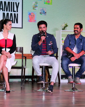 Photos: Press Conference Of The Family Man Amazon Prime Series   Picture 1682816