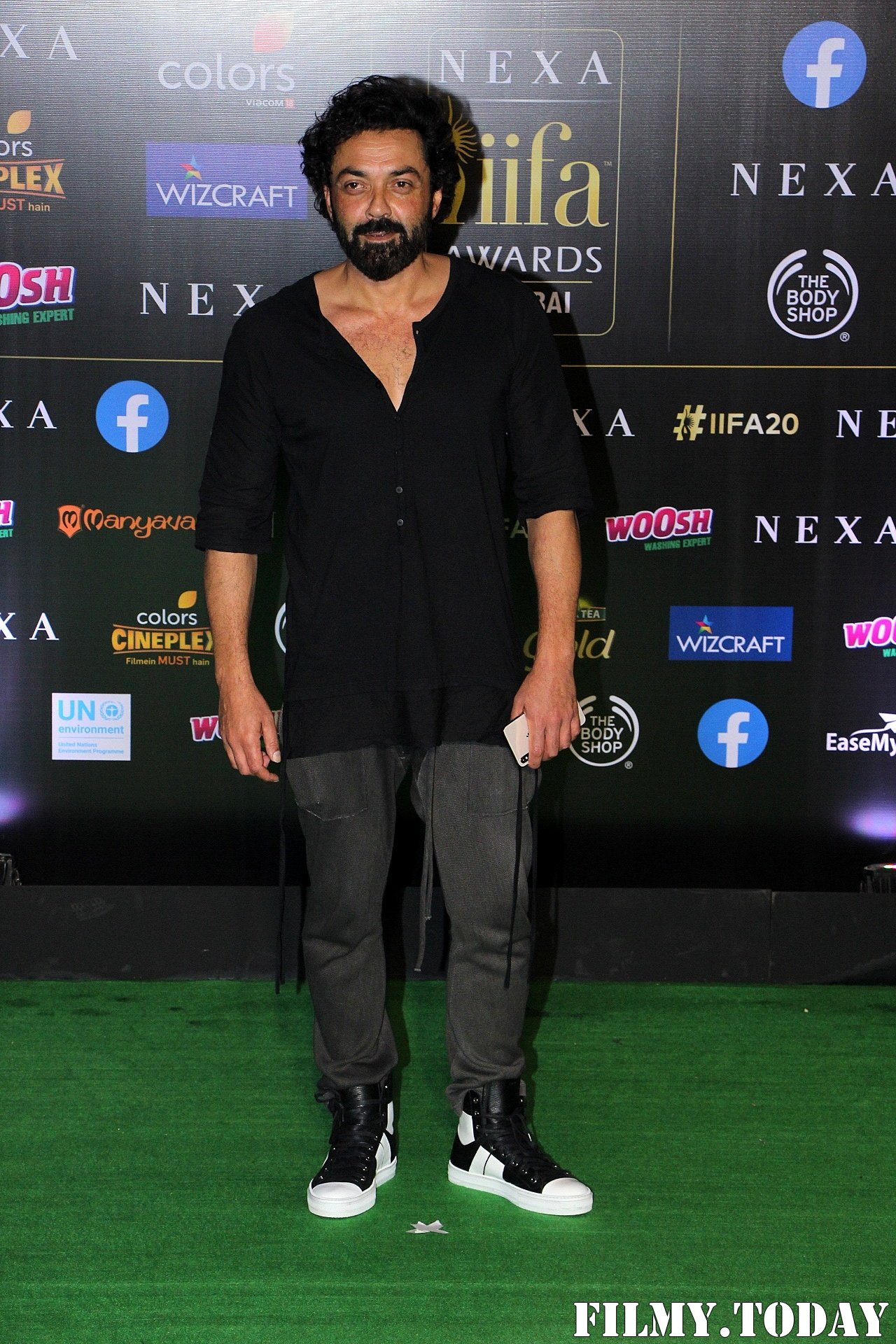 Bobby Deol - Photos: Celebs At The Green Carpet Of The IIFA Rocks 2019 | Picture 1683553