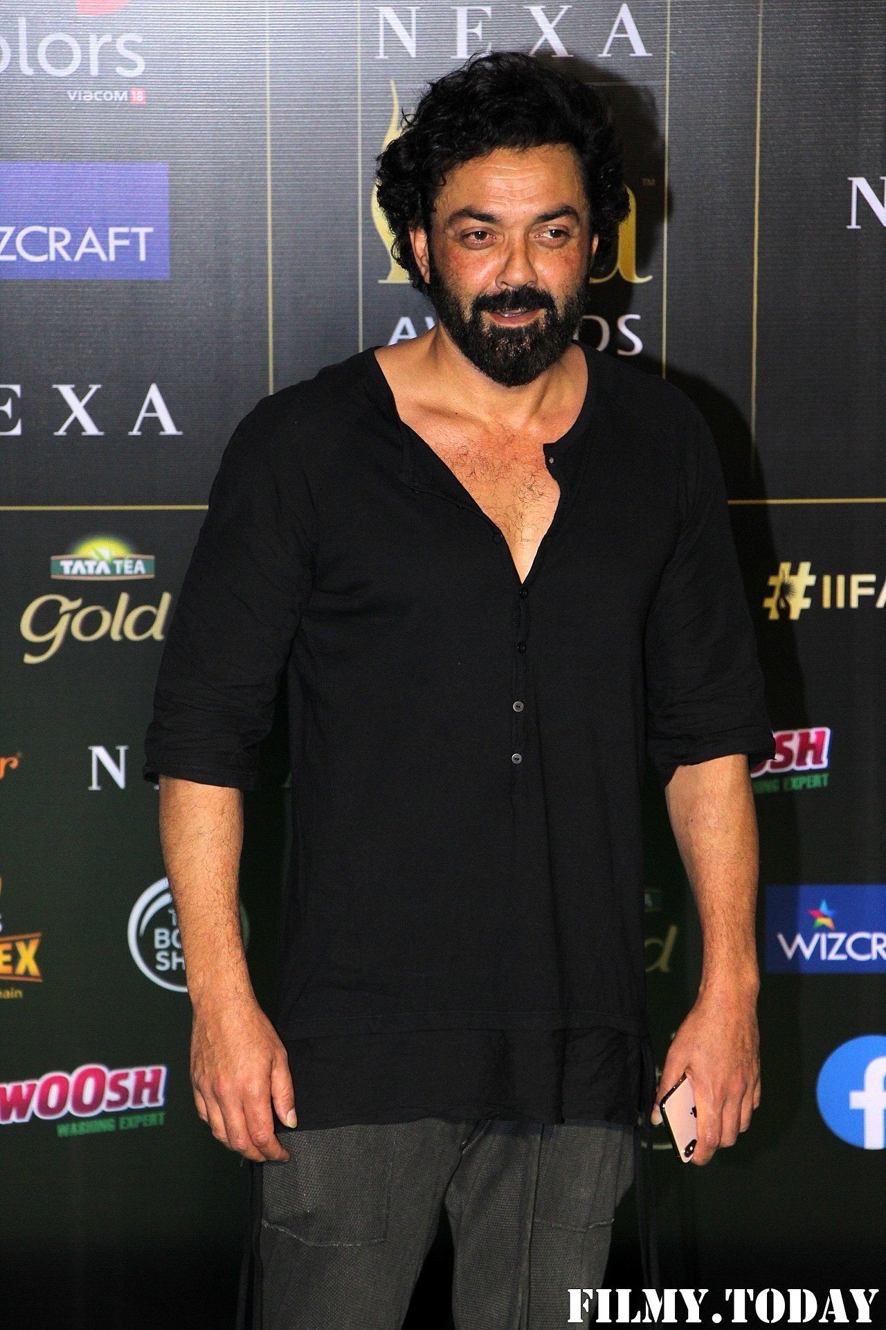Bobby Deol - Photos: Celebs At The Green Carpet Of The IIFA Rocks 2019 | Picture 1683574