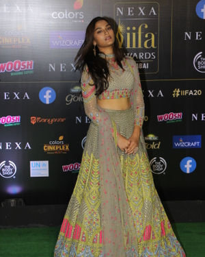 Saiee Manjrekar - Photos: Celebs At The Green Carpet Of The IIFA Rocks 2019 | Picture 1683577