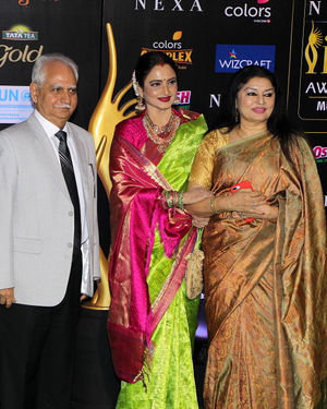 Photos: Celebs At The Green Carpet Of The IIFA Rocks 2019 | Picture 1683559
