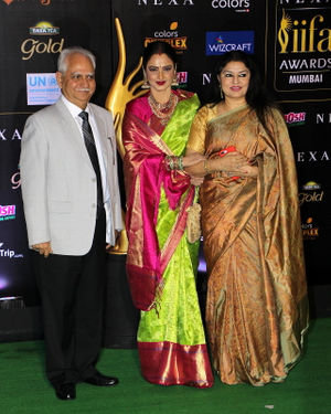 Photos: Celebs At The Green Carpet Of The IIFA Rocks 2019 | Picture 1683560