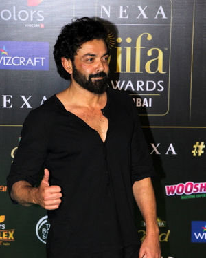 Bobby Deol - Photos: Celebs At The Green Carpet Of The IIFA Rocks 2019 | Picture 1683554
