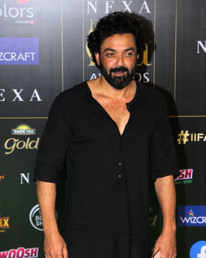 Bobby Deol - Photos: Celebs At The Green Carpet Of The IIFA Rocks 2019