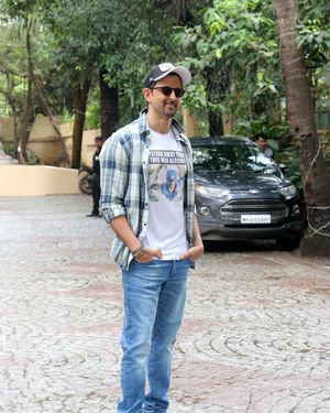 Photos: Hrithik Roshan Spotted During Promotions Of Film War | Picture 1683438