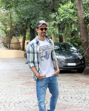 Photos: Hrithik Roshan Spotted During Promotions Of Film War | Picture 1683437