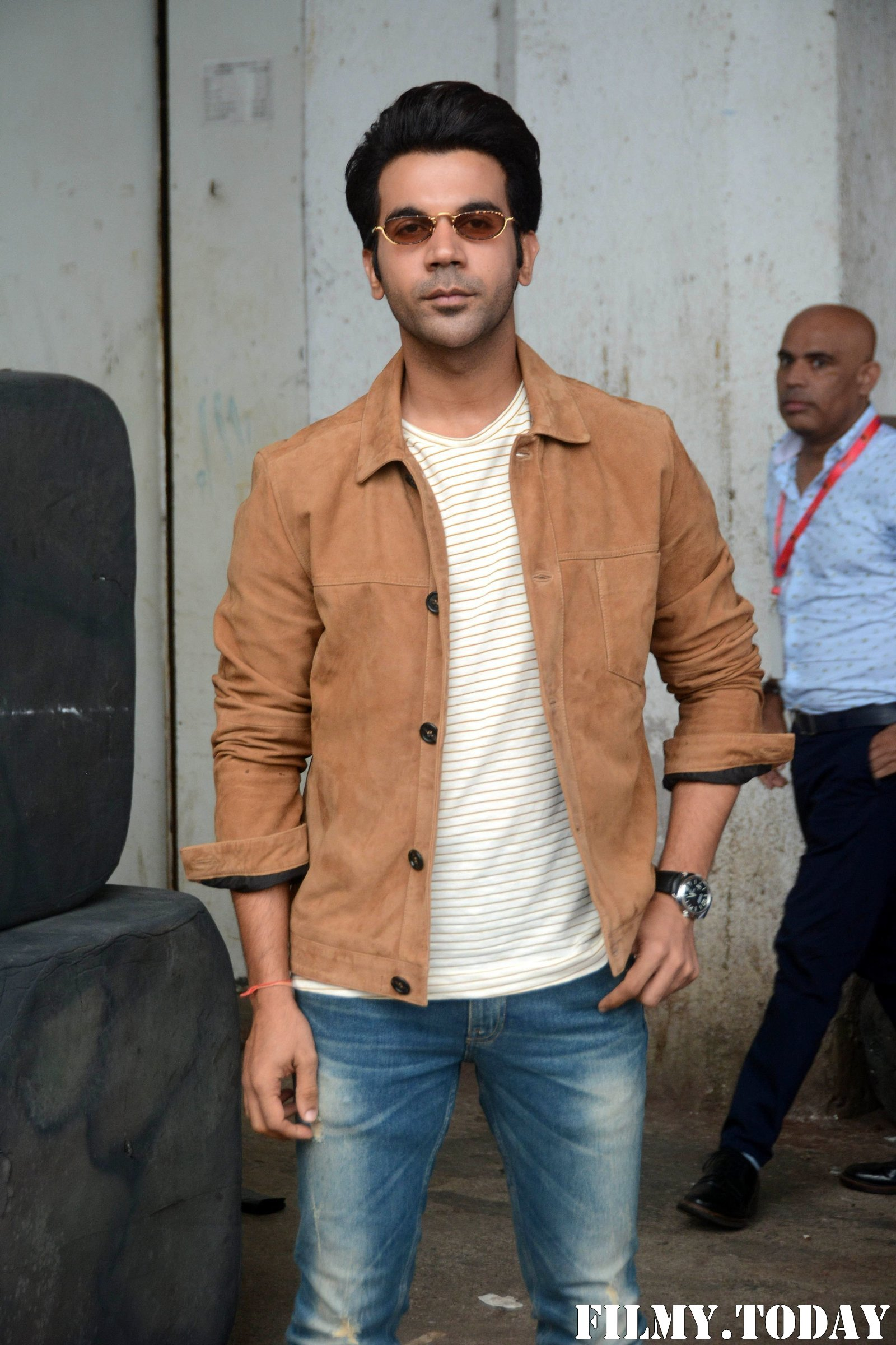 Rajkummar Rao - Photos: Promotion Of Film Made In China At The Sets Of Zee TV Dance India Dance | Picture 1683522