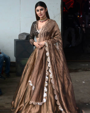 Mouni Roy - Photos: Promotion Of Film Made In China At The Sets Of Zee TV Dance India Dance | Picture 1683519