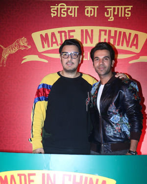 Photos: Trailer Launch Of Film Made In China At Pvr Juhu | Picture 1683485