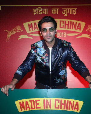 Rajkummar Rao - Photos: Trailer Launch Of Film Made In China At Pvr Juhu   Picture 1683503