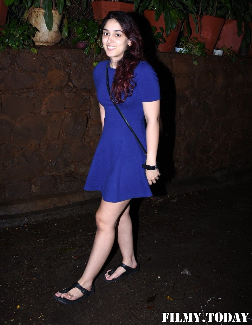 Ira Khan - Photos: Celebs Spotted at Bandra   Picture 1683997