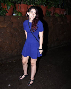 Ira Khan - Photos: Celebs Spotted at Bandra | Picture 1683998