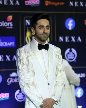 Ayushmann Khurrana - Photos: Green Carpet Of IIFA Awards 2019 | Picture 1683623