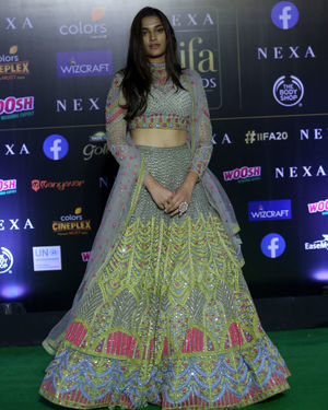 Saiee Manjrekar - Photos: Green Carpet Of IIFA Awards 2019 | Picture 1683682