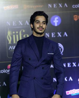 Ishaan Khattar - Photos: Green Carpet Of IIFA Awards 2019