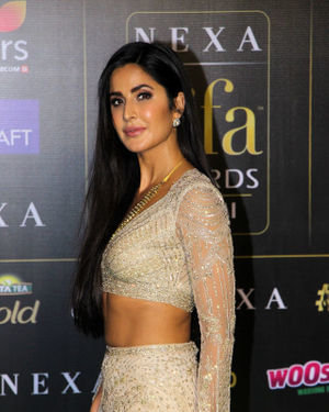Katrina Kaif - Photos: Green Carpet Of IIFA Awards 2019