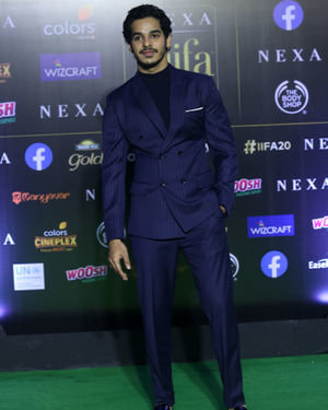Ishaan Khattar - Photos: Green Carpet Of IIFA Awards 2019 | Picture 1683674