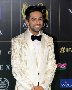 Ayushmann Khurrana - Photos: Green Carpet Of IIFA Awards 2019