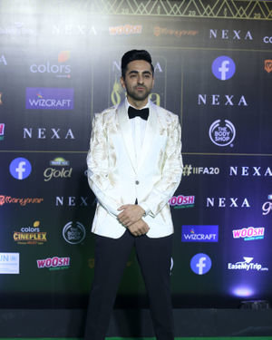 Ayushmann Khurrana - Photos: Green Carpet Of IIFA Awards 2019 | Picture 1683622