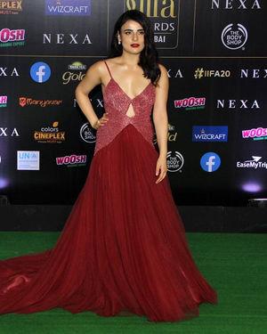 Radhika Madan - Photos: Green Carpet Of IIFA Awards 2019   Picture 1683691