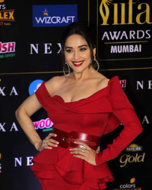 Madhuri Dixit - Photos: Green Carpet Of IIFA Awards 2019