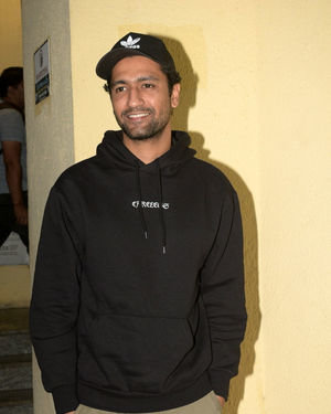 Vicky Kaushal - Photos: Screening Of Zoya Factor At Pvr Juhu   Picture 1684065