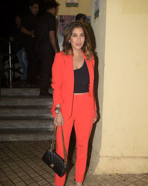 Sophie Choudry - Photos: Screening Of Zoya Factor At Pvr Juhu   Picture 1684072