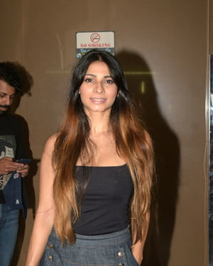Tanisha Mukherjee - Photos: Screening Of Zoya Factor At Pvr Juhu