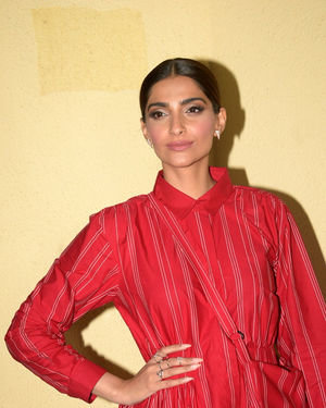 Sonam Kapoor Ahuja - Photos: Screening Of Zoya Factor At Pvr Juhu
