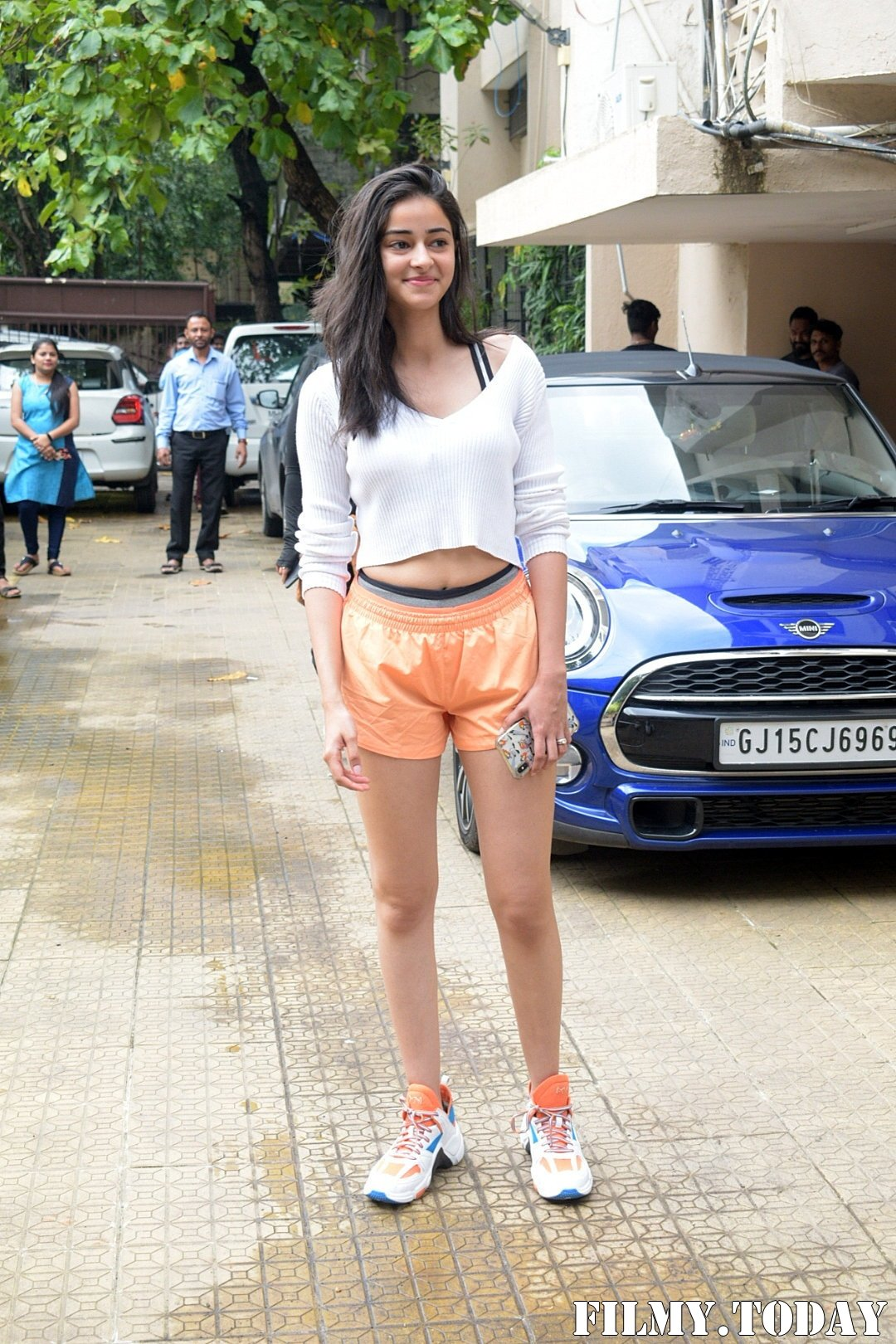 Ananya Pandey - Photos: Celebs Spotted At Dance Class In Andheri | Picture 1684084