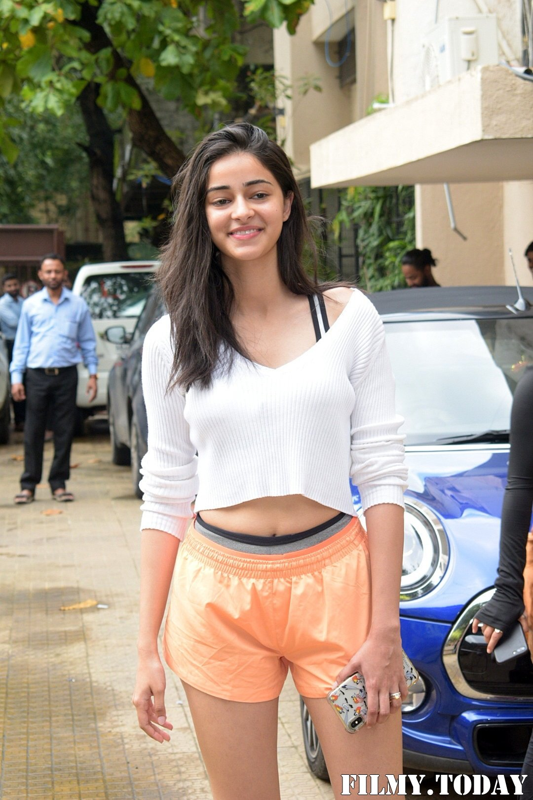 Ananya Panday - Photos: Celebs Spotted At Dance Class In Andheri   Picture 1684088