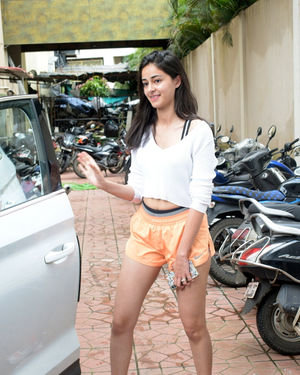 Ananya Panday - Photos: Celebs Spotted At Dance Class In Andheri | Picture 1684087