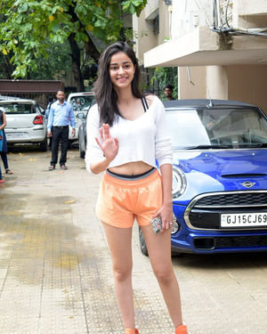 Ananya Panday - Photos: Celebs Spotted At Dance Class In Andheri | Picture 1684086