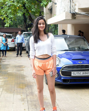 Ananya Panday - Photos: Celebs Spotted At Dance Class In Andheri | Picture 1684084