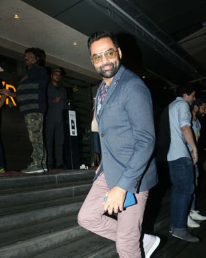 Abhay Deol - Photos: Screening Of Film Pal Pal Dil Ke Paas At Andheri