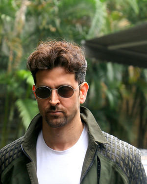 Hrithik Roshan - Photos: Celebs Spotted At Whistling Woods In Goregaon