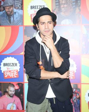 Photos: Varun Dhawan At Bacardi Vivid Shuffle Hip-hop Dance Festival