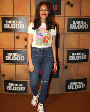 Mrunal Thakur - Photos: Screening Of Netflix's Bard Of Blood At Pvr Phoenix