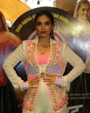 Bhumi Pednekar - Photos: Trailer Launch Of Film Saand Ki Aankh