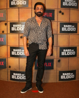 Bobby Deol - Photos: Screening Of Netflix's Bard Of Blood At Pvr Phoenix | Picture 1686128