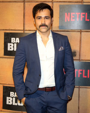 Emraan Hashmi - Photos: Screening Of Netflix's Bard Of Blood At Pvr Phoenix