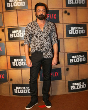 Bobby Deol - Photos: Screening Of Netflix's Bard Of Blood At Pvr Phoenix | Picture 1686129